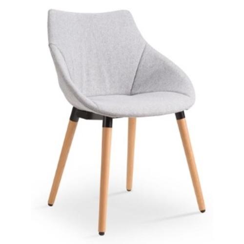 Кресло K226 серый Halmar