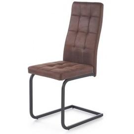 Стул K310 темно-коричневый Halmar