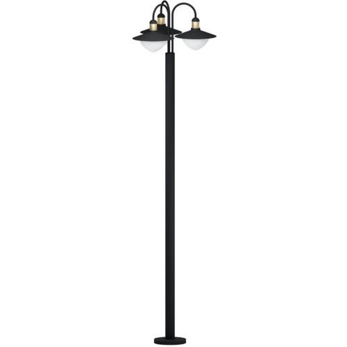 Светильник уличный SIRMIONE 97288 черный Eglo 2020