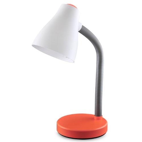 Лампа настольная Sweet 301420 оранжевая Polux