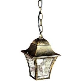 Лампа уличная LONDON LED 300881 патина Polux