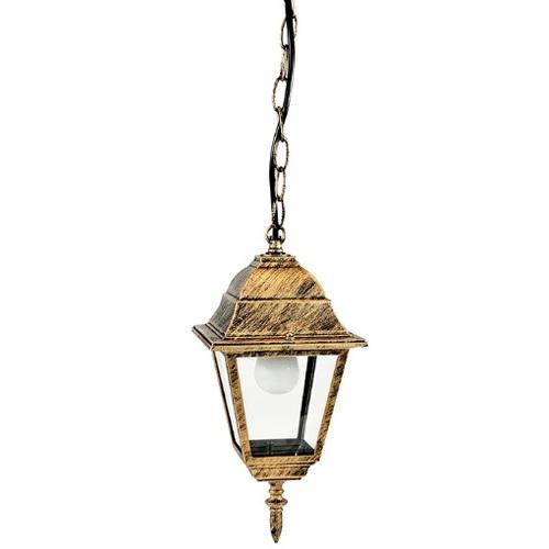 Лампа уличная MILANO 207357 патина Polux
