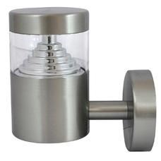 Бра BRETANIA 2 LED 304179 серебро никель Polux
