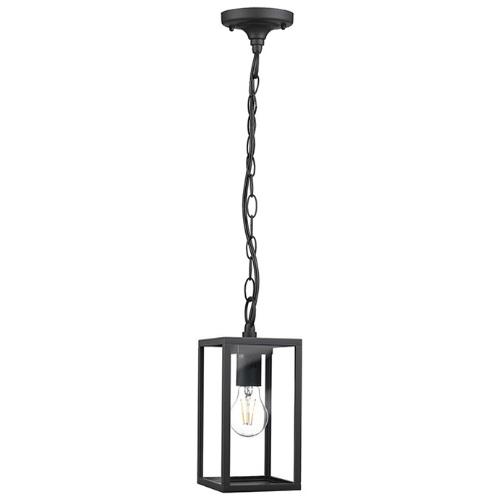 Ламп уличная MALMO 309211 черный Polux