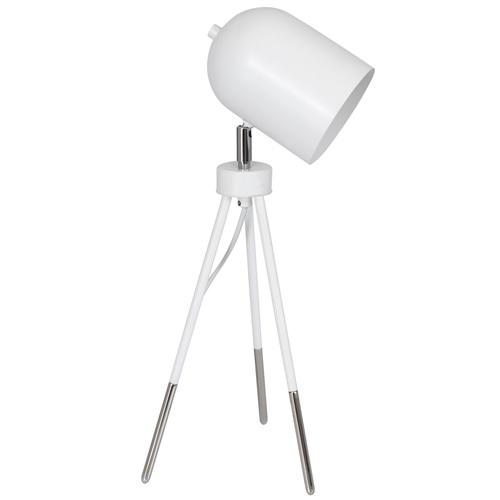 Лампа настольная  Table lamps 8430 белый Luminex
