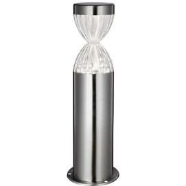 Столб ADRIA LED 208965 серебро Polux