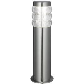 Столб PORTO LED 208910 серебро Polux