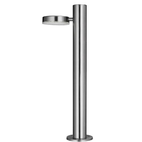 Столб PESCARA LED 208996 серебро Polux