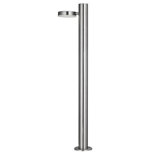 Столб PESCARA LED 209009 серебро Polux