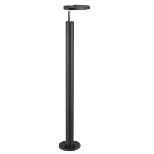 Столб MODENA LED 208941 черный Polux