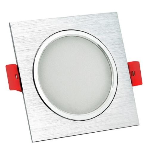 Точечный светильник LED VENUS 303622 серебро Polux
