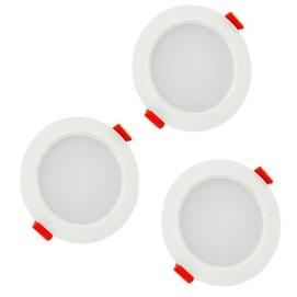 Точечный светильник LED MIRO 306432 белый Polux