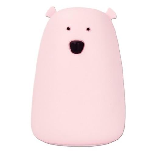 Лампа детская MIŚ TAP TAP 312976 розовый Polux