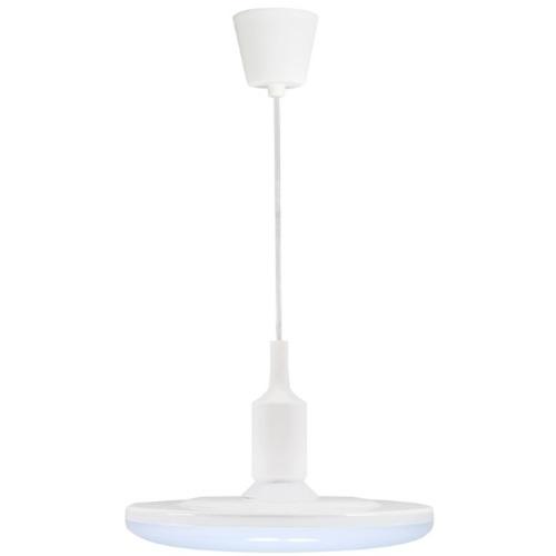 Лампа подвесная W KIKI 10 LED 308078 белый Polux