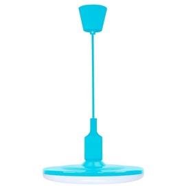 Лампа подвесная W KIKI 10 LED 308108 голубой Polux