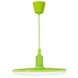 Лампа подвесная W KIKI 15 LED 308139 зеленый Polux