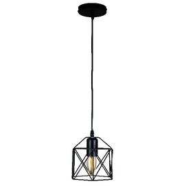 Лампа подвесная 756PR101F-1 BK черный Thexata 2020