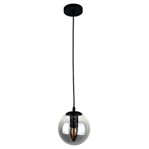 Лампа подвесная 756PR150F-1 BK+BK черный Thexata 2020