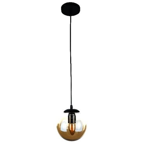 Лампа подвесная 756PR150F-1 BK+BR коричневый Thexata 2020