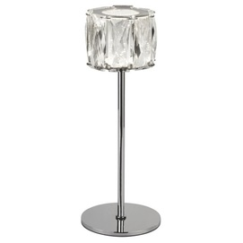 Лампа настольная Maxim 7762CC серебро Searchlightelectric 2020