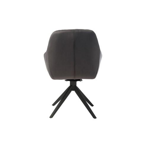 Кресло поворотное R-85 графит Verde 2020