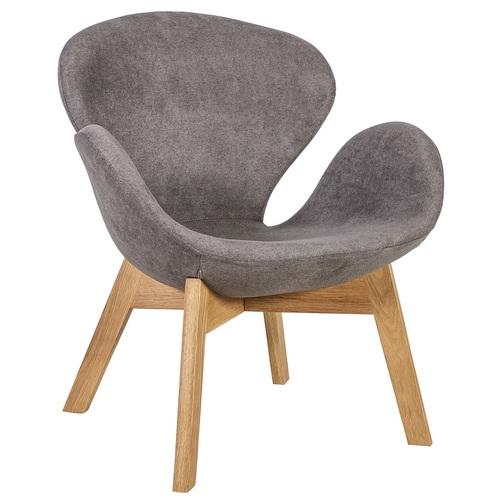 Кресло SWAN 37038 серый Evelek 2020