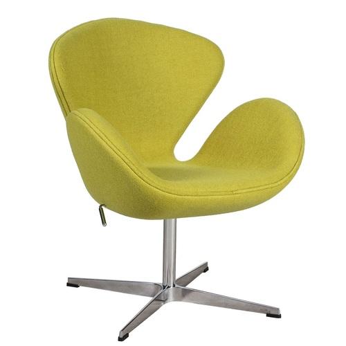 Кресло SWAN 39022 салатовое Evelek 2020