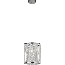 Лампа подвесная Elise 8831CC серебро Searchlightelectric 2020