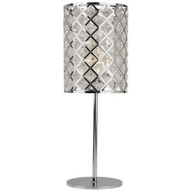 Лампа настольная Tennessee 4212CC серебро Searchlightelectric 2020