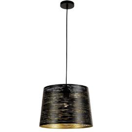 Лампа подвесная 909XL1248-1 BK черный Levada 2020