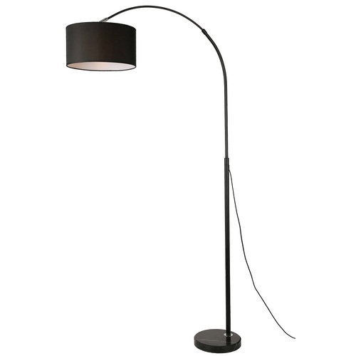 Лампа напольная 9192002-1 черный Thexata 2020
