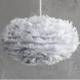 Плафон Eos mini 2124 серый Umage