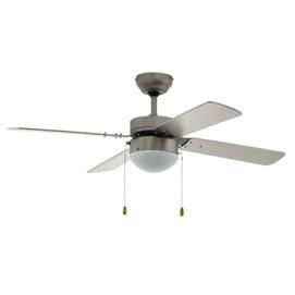 Люстра - вентилятор GELSINA 35041 серый Eglo 2020