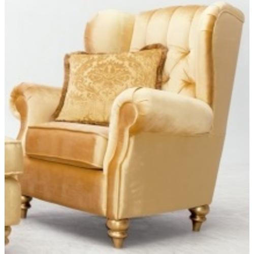 Кресло 69L9P (423.003) золотистое TheXATA