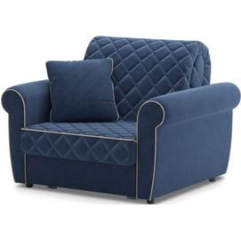 Кресло R1V5N1 Ромб синее 119см TheXATA