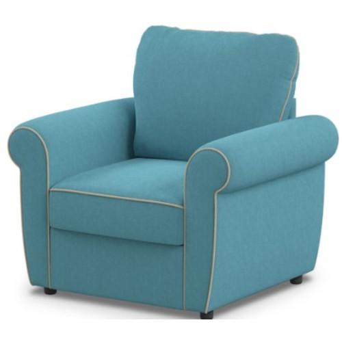 Кресло R1V5N1 голубое 99см TheXATA