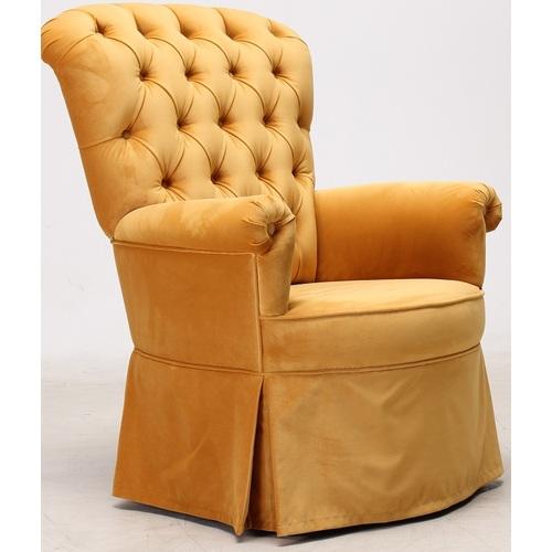 Кресло M1KS9 (415.001) желтое TheXATA