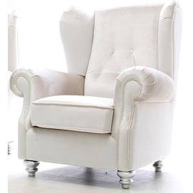 Кресло KL1SS9K (450.001) белое TheXATA