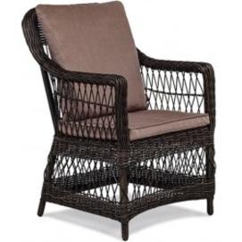 Кресло Beatrice Brown коричневое ConCon