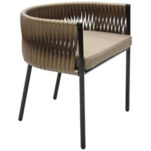 Кресло Kilt коричневое ConCon
