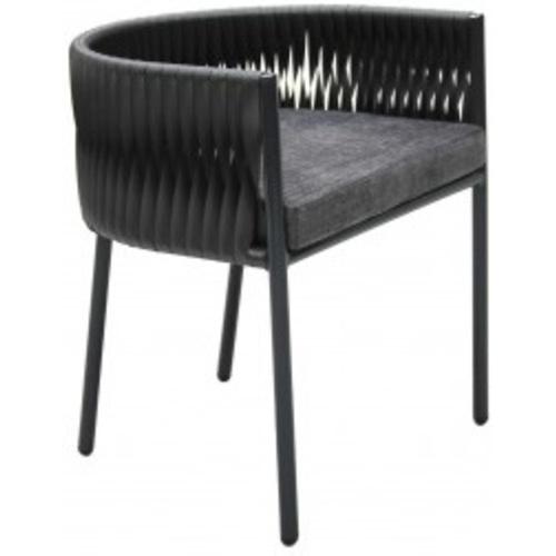 Кресло Kilt темно-серое ConCon