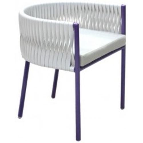 Кресло Kilt белое ConCon