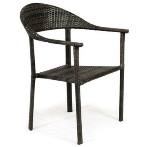Кресло Viva коричневое ConCon