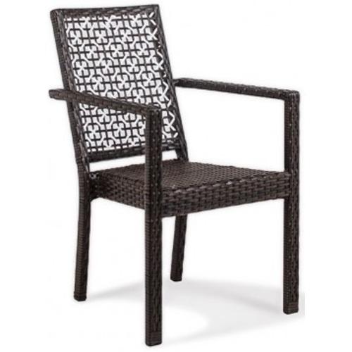 Кресло Dallas коричневое ConCon