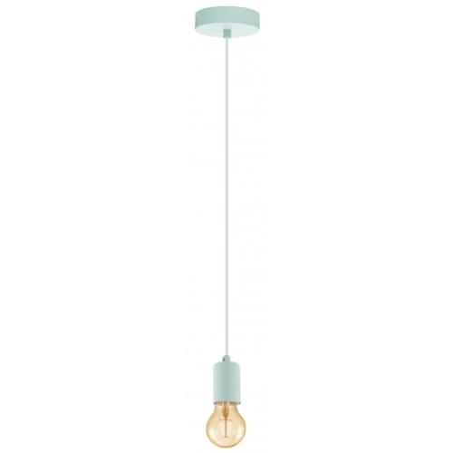 Лампа шнур YORTH 49019 зеленый Eglo 2020
