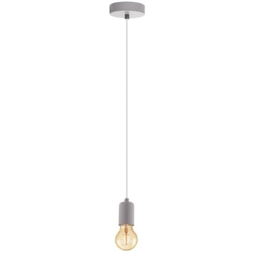 Лампа шнур YORTH 49015 серый Eglo 2020