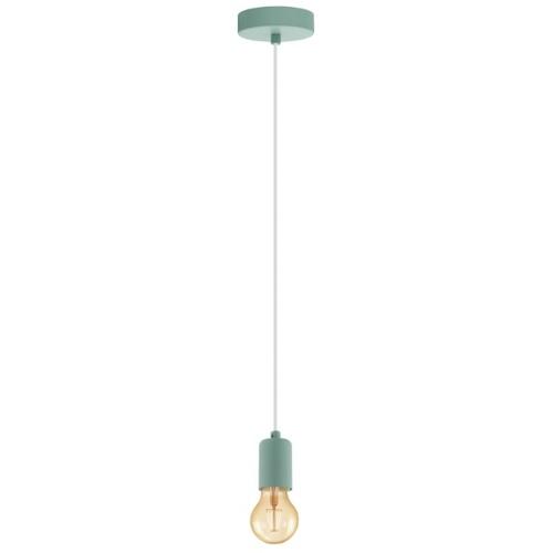 Лампа шнур YORTH 49022 зеленый Eglo 2020