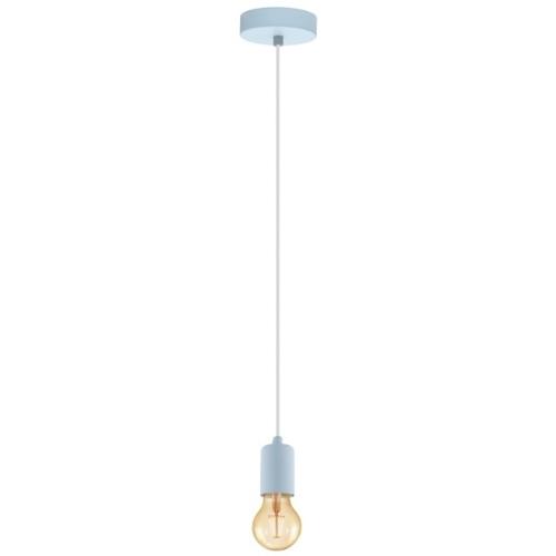 Лампа шнур YORTH 49018 голубой Eglo 2020