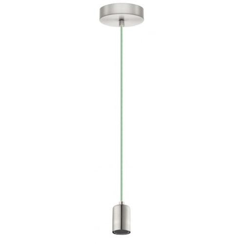 Лампа шнур YORTH 32525 серебро Eglo 2020