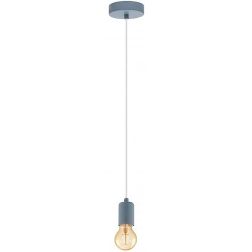 Лампа шнур YORTH 49021 синий Eglo 2020